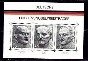 Germany 1203 MNH 1975 Nobel Prize Winners    (ap1535)