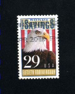 USA #2534  used  1991 PD .08