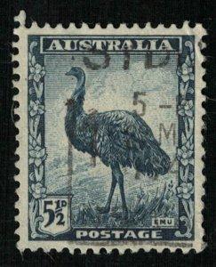 1942 EMU Australia, 5 1/2D (T-9204)