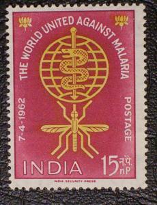 India Scott #356 mnh