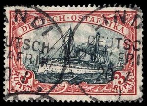 GERMAN EAST AFRICA 41  Used (ID # 96387)