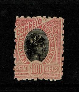 Brazil SC# 148 Mint Hinged / Hinge Rem / Sm Dry Gum Spot - S7112