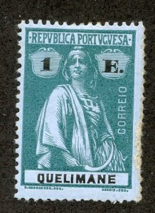 Quelimane, Scott #40 Unused, Hinged, Possible Thin