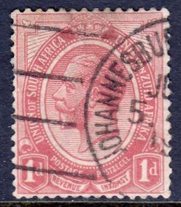 South Africa - Scott #3 - Used - SCV $0.25