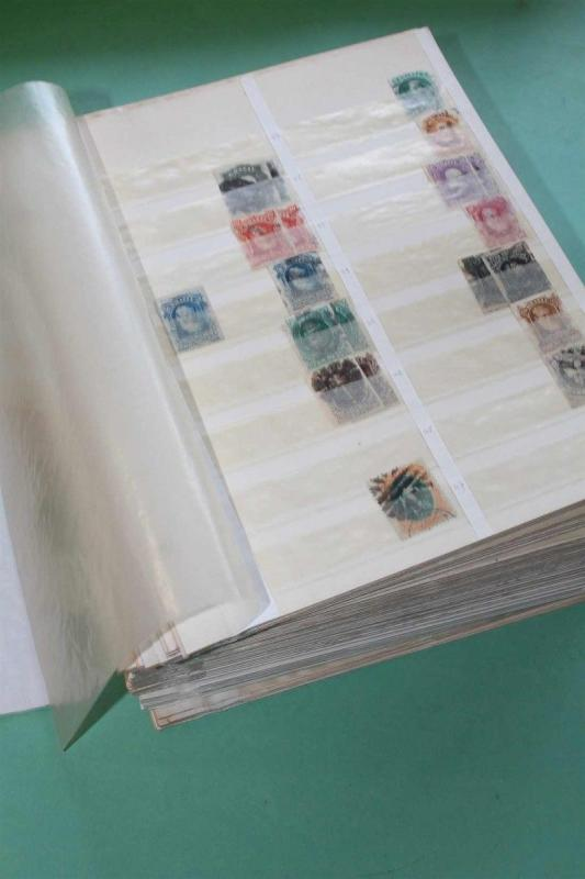 BRAZIL BRASIL Latin Stock 1849-1984 Stamp Collection w/ Good Sets 1920-30's