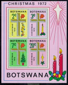 Botswana Scott 95a Mint never hinged.
