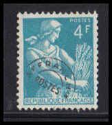 France Used Fine ZA5105