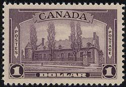 Canada - $1 Chateau VF-NH #245