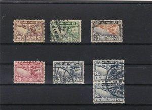 thailand 1925  air  stamps  ref r12791