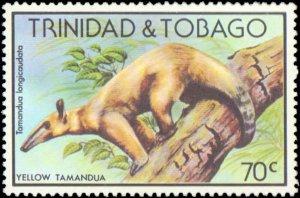 Trindad & Tobago #292-295, Complete Set(4), 1978, Animals, Never Hinged