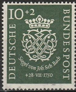 Germany #B314 F-VF Used CV $42.50