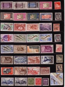 (42)  French Colonies & Territories (M) CV $20.00+