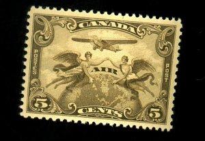 Canada #C1 MINT VF OG NH Cat $28