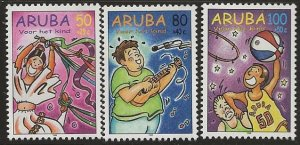 ARUBA  SC #  B53 - 5  MNH