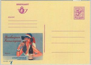 77831 - BELGIUM - Advertising  POSTAL STATIONERY CARD - WINE publibel 2688 N