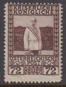 Austria 123 MNH