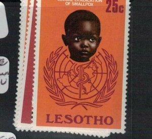 Lesotho SC 254-5 MNH (8ece)