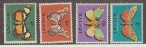 Malawi Scott #138-141 Stamps - Mint Set