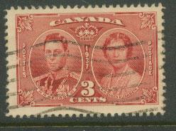 Canada SG 356 VFU