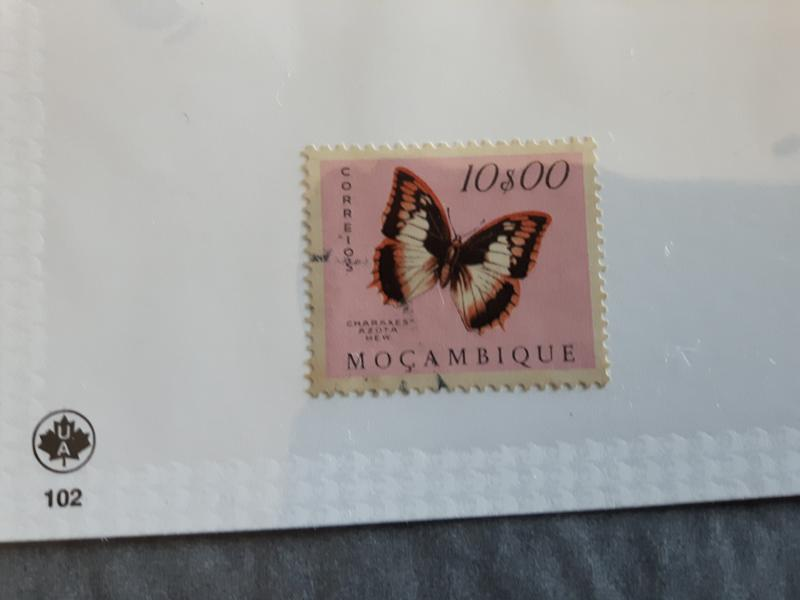 Mozambique #382 used