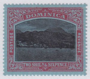 DOMINICA 63  MINT HINGED OG * NO FAULTS EXTRA FINE!