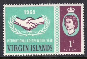 British Virgin Islands 161 MNH VF