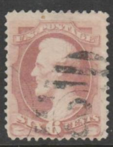 U.S. Scott #159 Lincoln Stamp - Used Single