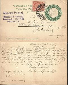 J) 1926 MEXICO, MEDALLION, SECOND PAN AMERICAN POSTAL CONGRESS MEXICO, AZTEC CAL