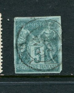 French Colonies #31 Used