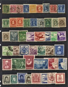 STAMP STATION PERTH Chile #47 Mint / Used Selection - Unchecked
