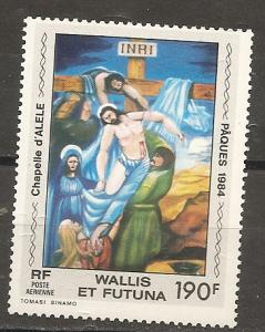 Wallis and Futuna Islands C132 1984 Easter Painting NH