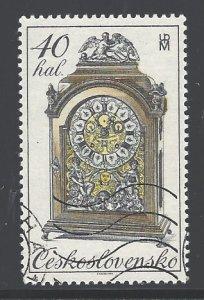 Czechoslovakia Sc # 2260 used (DDT)