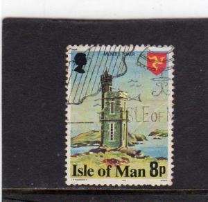 Isle of Man 1978 Landmarks used