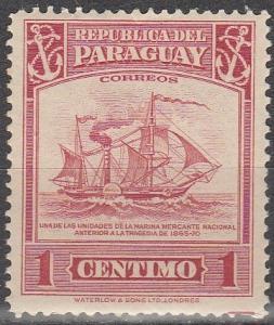 Paraguay #435 MNH   (S7393)