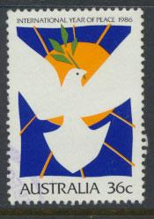 SG 1039  SC# 1004  Fine Used  - International Peace Year