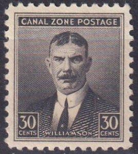Canal Zone #113 MNH   (K2450)