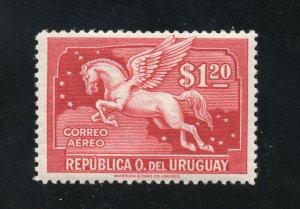 Uruguay - Sc# C54 MLH     /   Lot 0120096