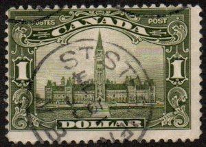 Canada - Scott # 159 VG Used