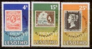Lesotho 1979 SC# 274-6 M-LH  L156