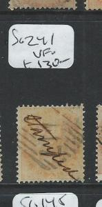 MALAYA PENANG  (PP2308B) INDIA USED IN 147  2A  SG Z41    VFU