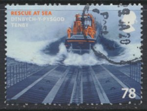 GB SG 2830  SC#2562 Rescue at Sea  Used   see scan / details