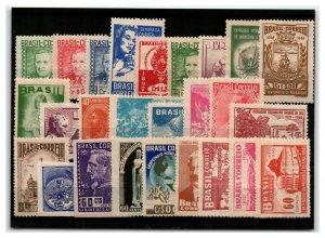 Brazil 26 Mint, few faults - C2456