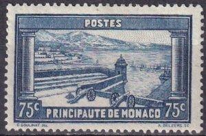 Monaco #118 F-VF  Unused CV $4.00 (Z4333)