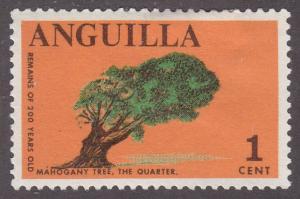 Anguilla 17 Mahogany Tree 1967