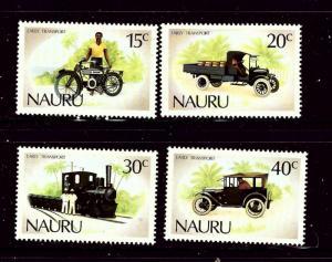 Nauru 317-20 MNH 1986 set