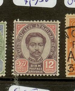 THAILAND (P1302B) KING 12A  SC16   MOG