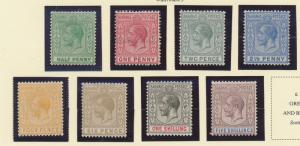 Bahamas Stamp Short Set Scott #49-55, Mint Hinged - Free U.S. Shipping, Free ...