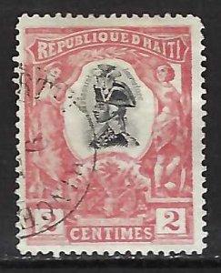 Haiti 83 VFU Z6281-4