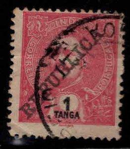 Portuguese India Scott 252 Used Republica overprint