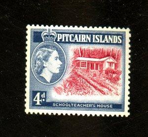 Pitcairn Is #31 MINT F-VF OG LH Cat $ 8.00